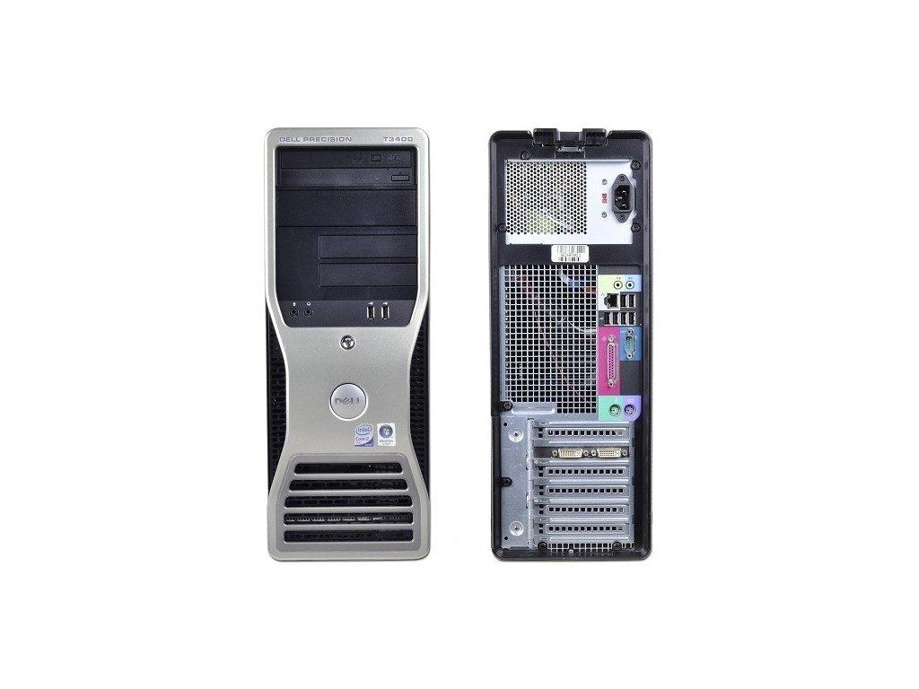 Dell Precision Workstation T3400