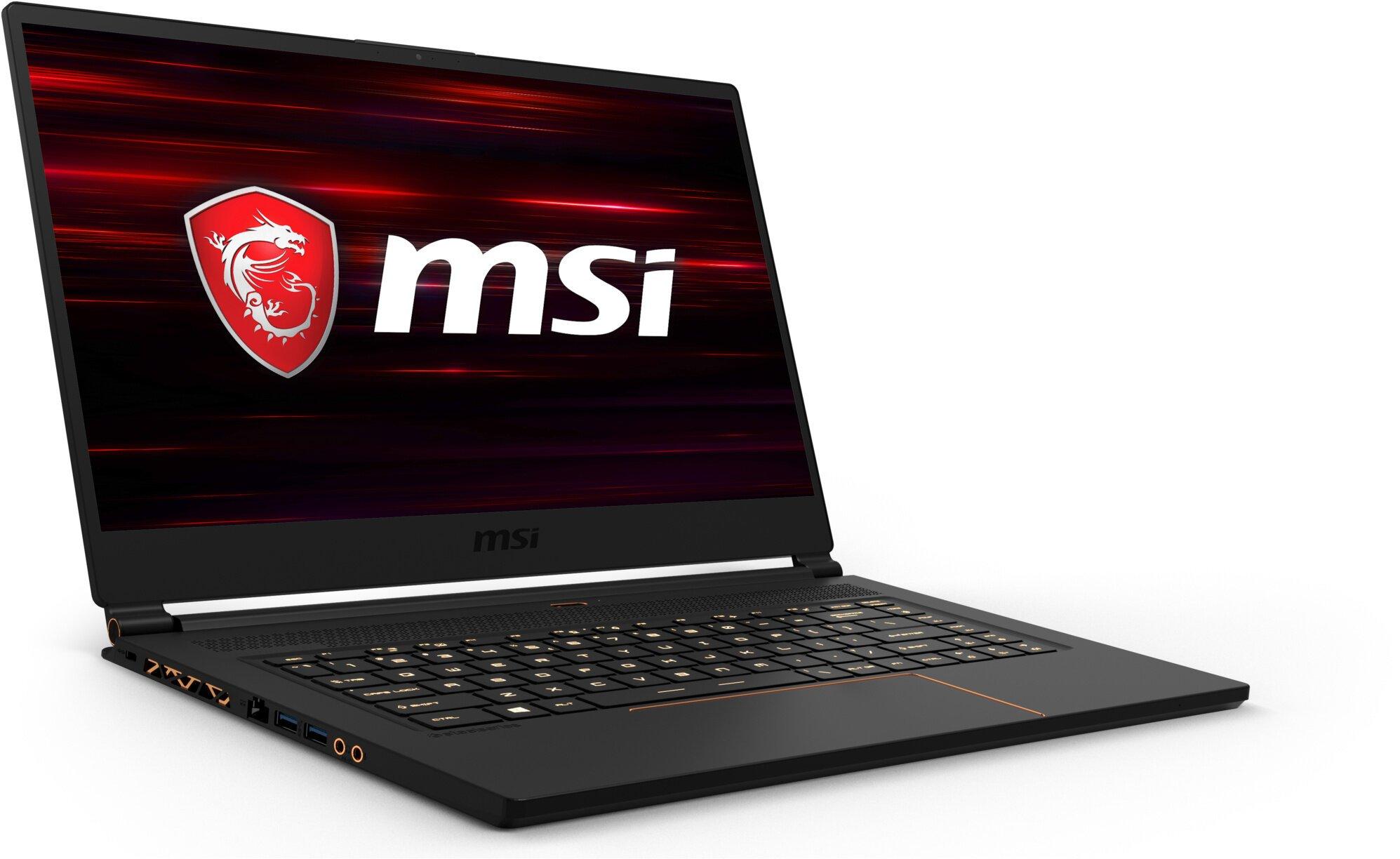 MSI GS65 Stealth 8SE-037ES