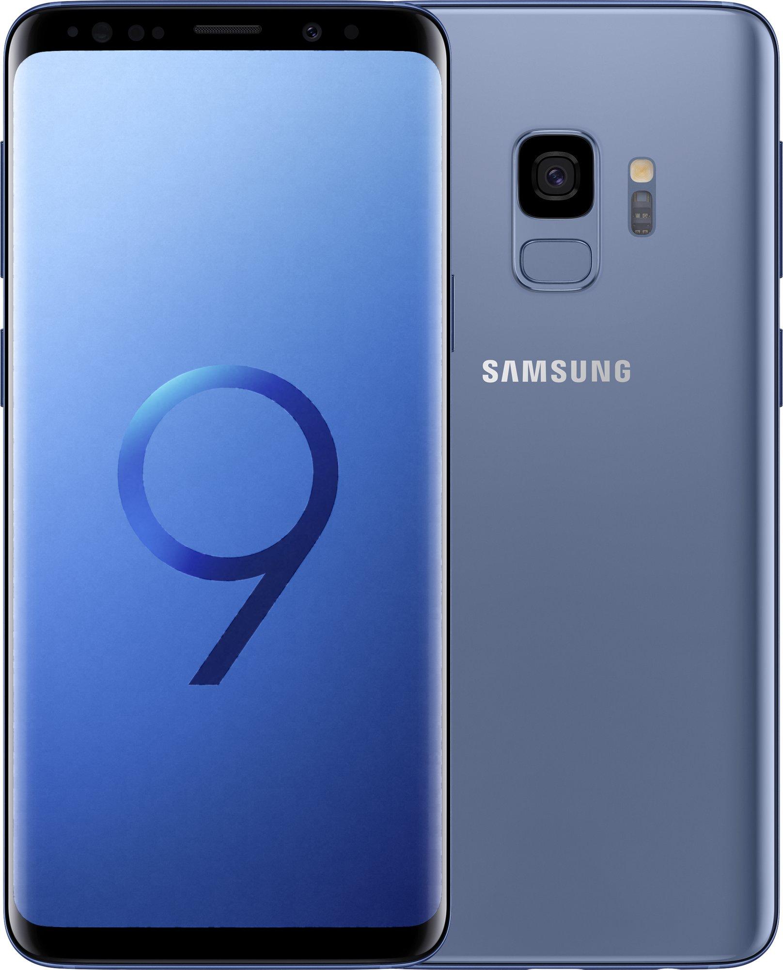 Samsung Galaxy S9 64GB Coral Blue (EN)