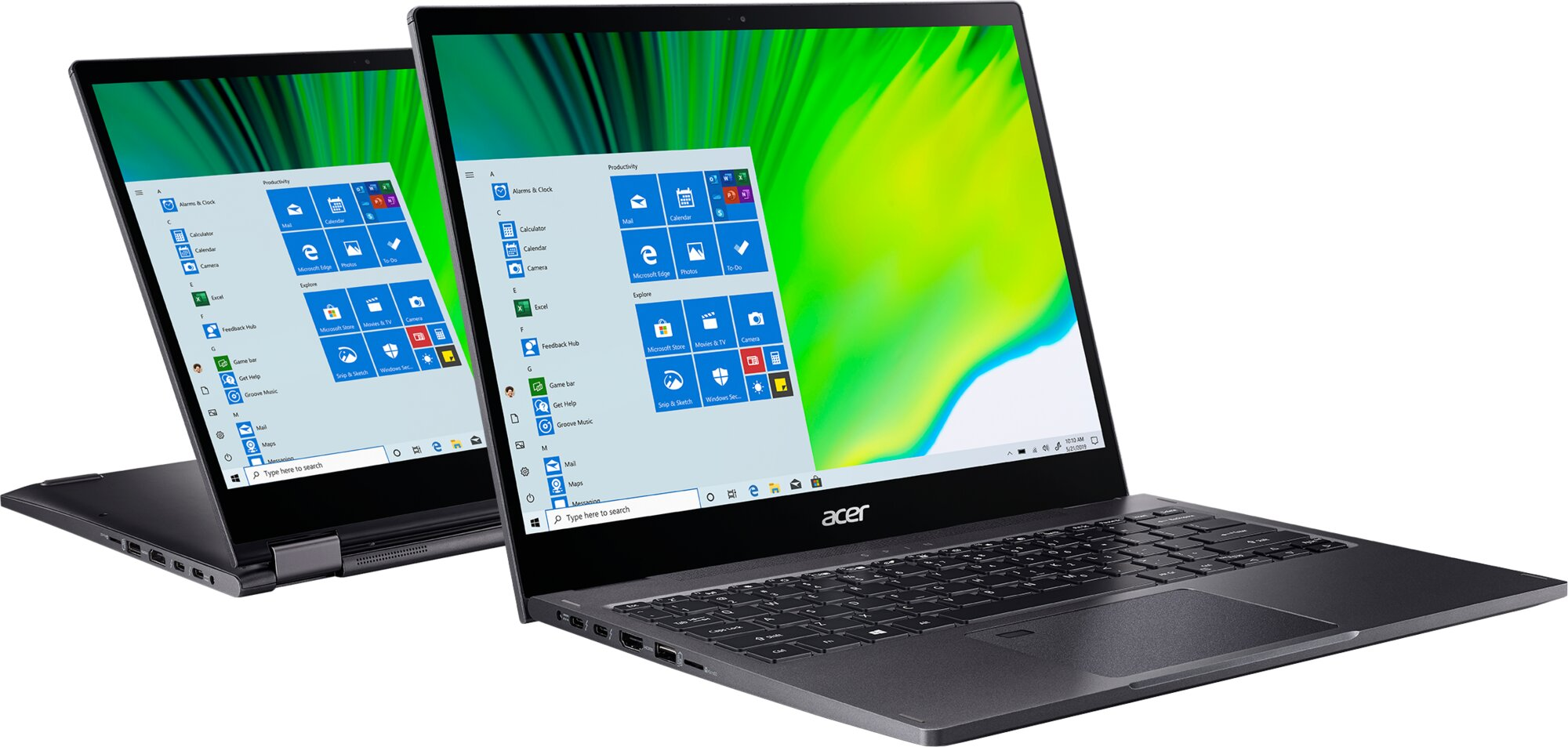 Acer Spin 5 SP513-54N-560E
