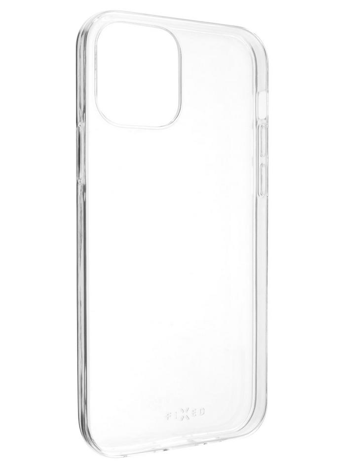 Ochranný kryt pro iPhone 12 TPU Fixed - Transparentní