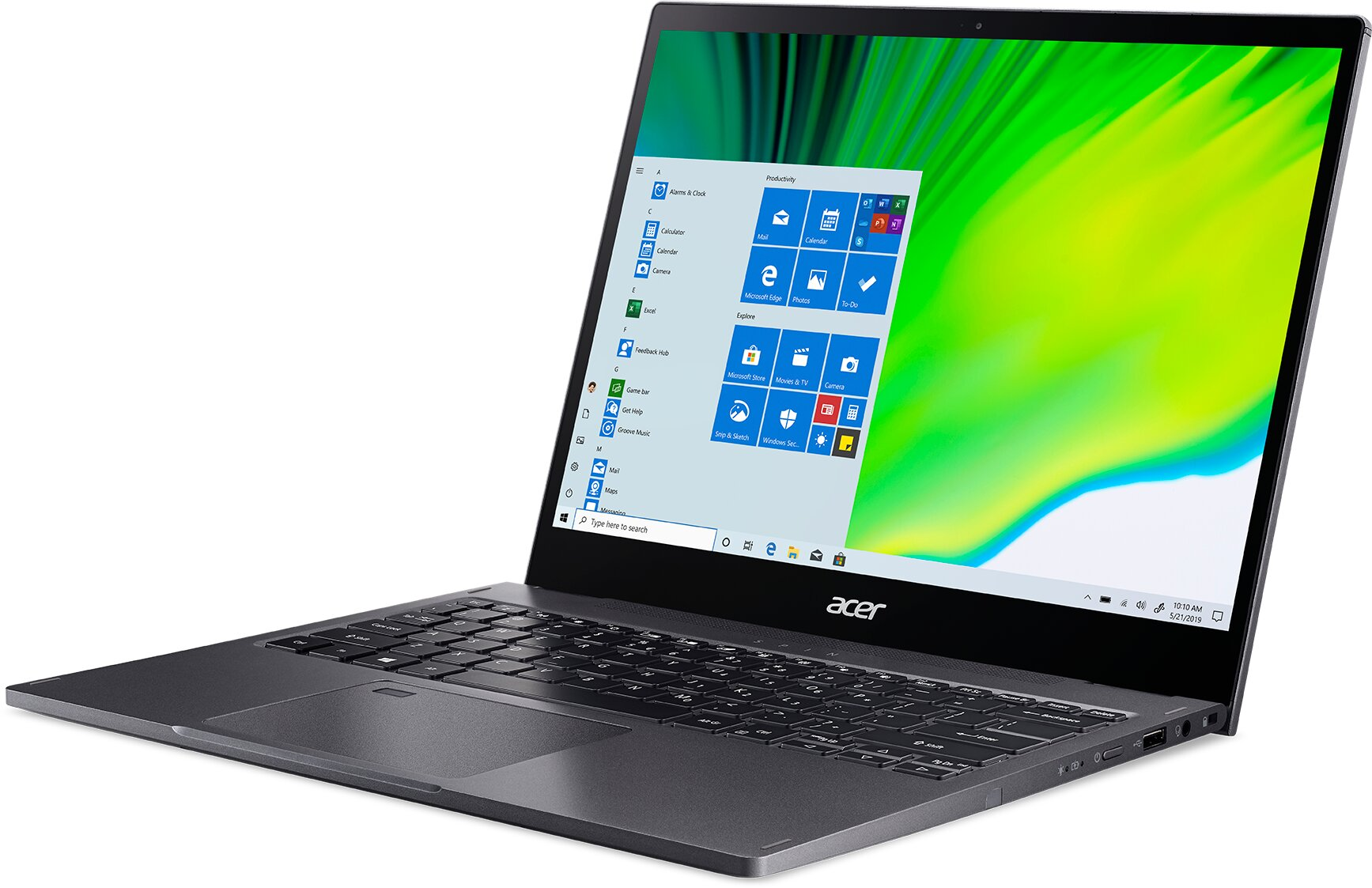 Acer Spin 5 SP513-54N-75AN
