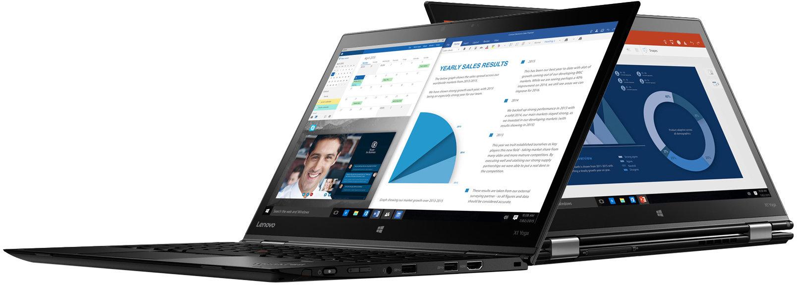 Lenovo ThinkPad X1 Yoga 1st