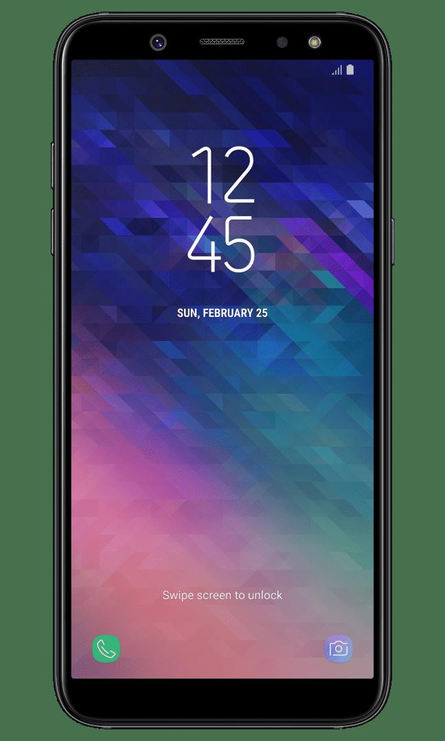 Samsung Galaxy A6 32 GB Black