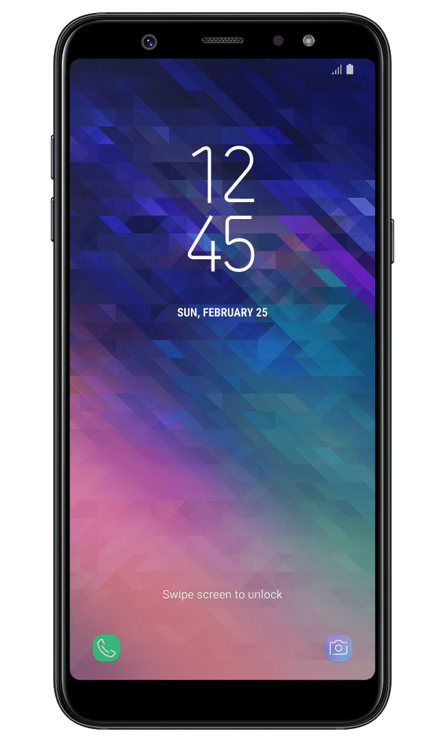 Samsung Galaxy A6+ 32 GB Black