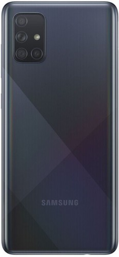 Samsung Galaxy A71 128 GB Prism Crush Black