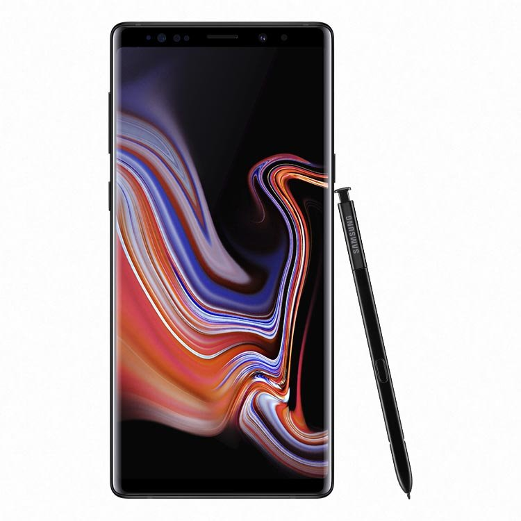 Samsung Galaxy Note9 128 GB Midnight Black