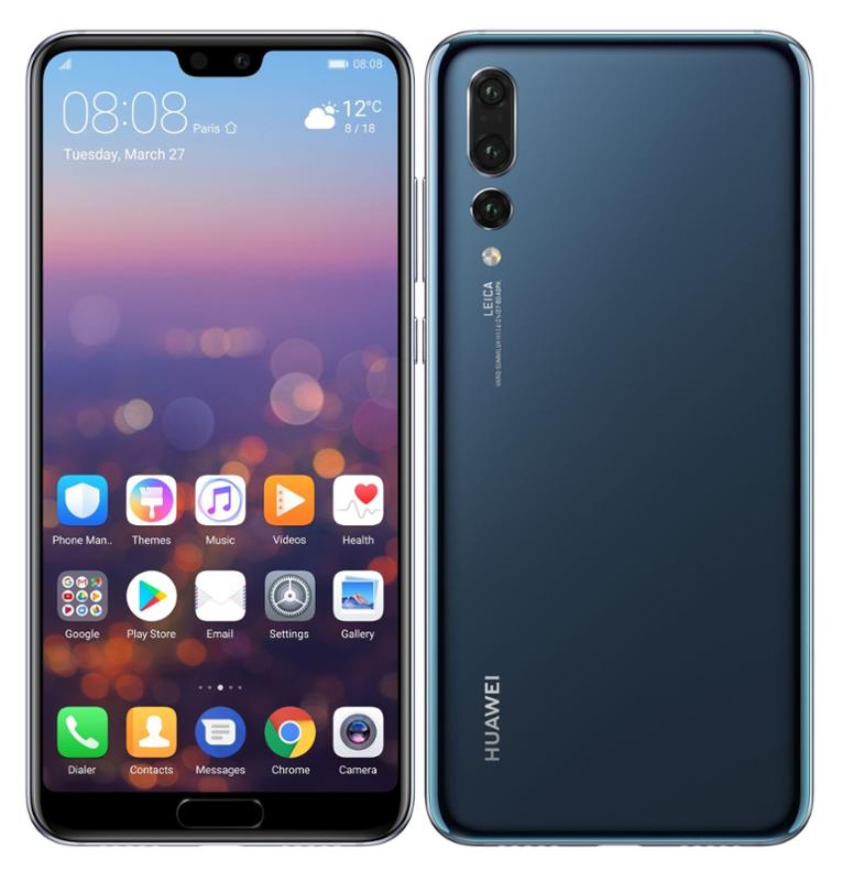 Huawei P20 Pro 128GB Midnight Blue