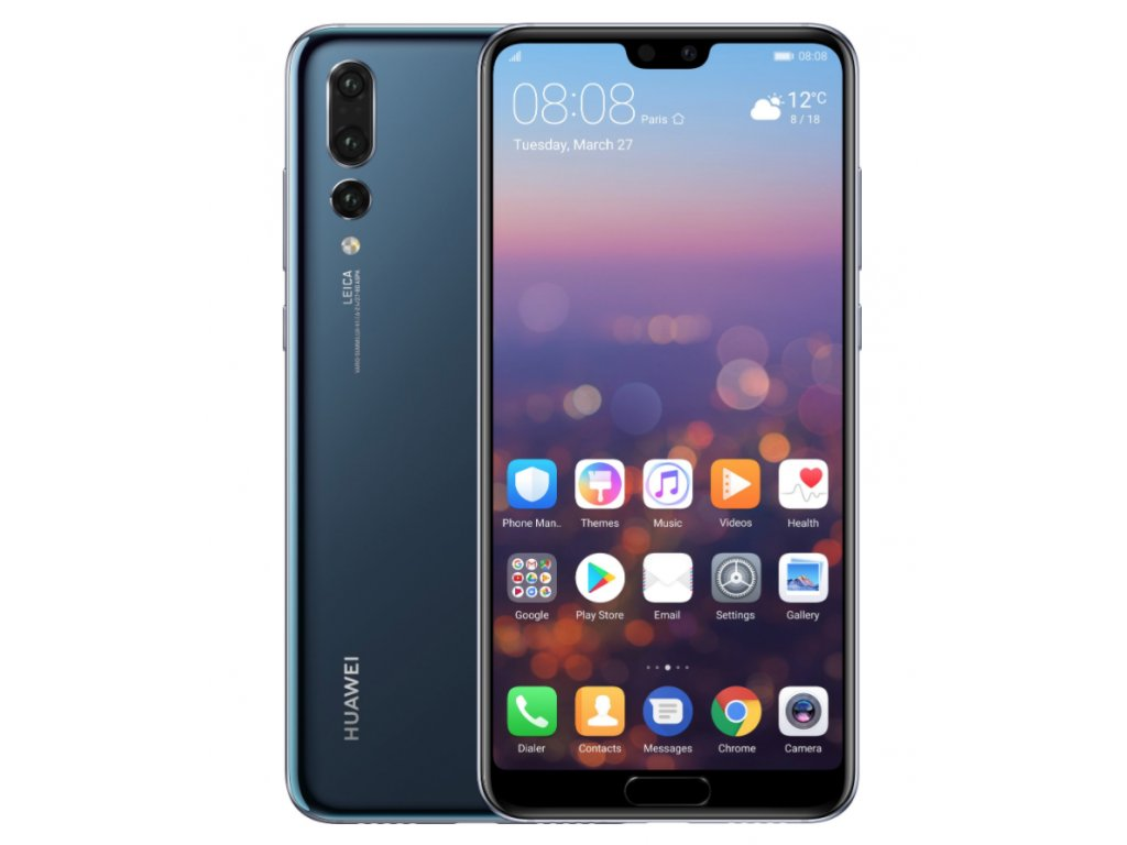 Huawei P20 128GB Midnight Blue