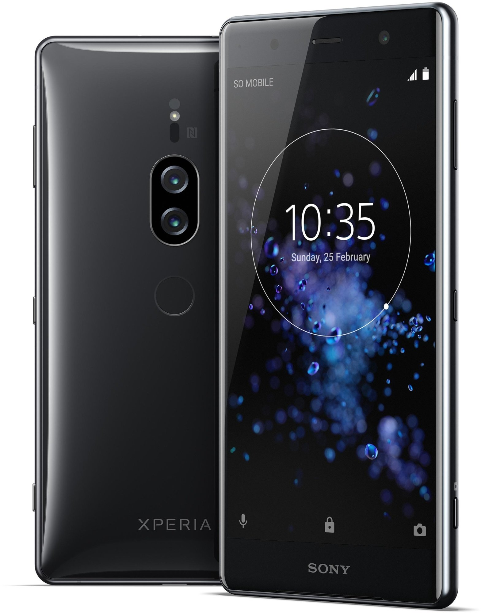 Sony Xperia XZ2 Premium 64GB Chrome Black