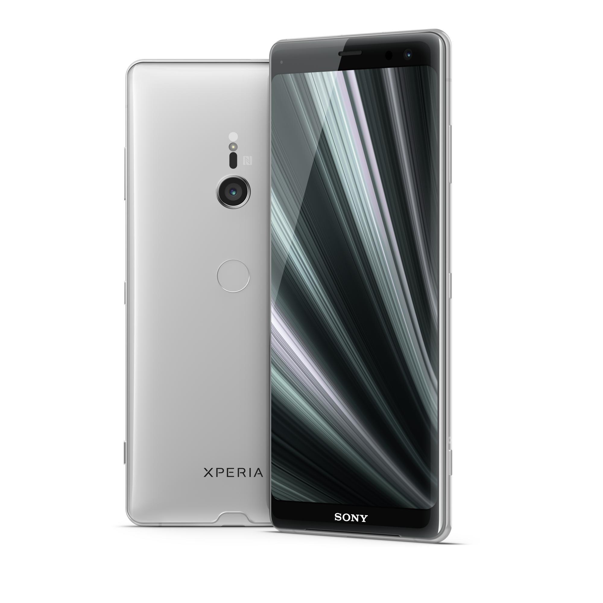 Sony Xperia XZ3 64GB White Silver