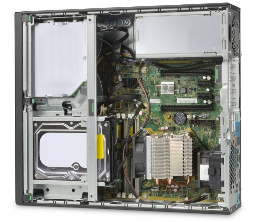 HP Z240 SSF Workstation