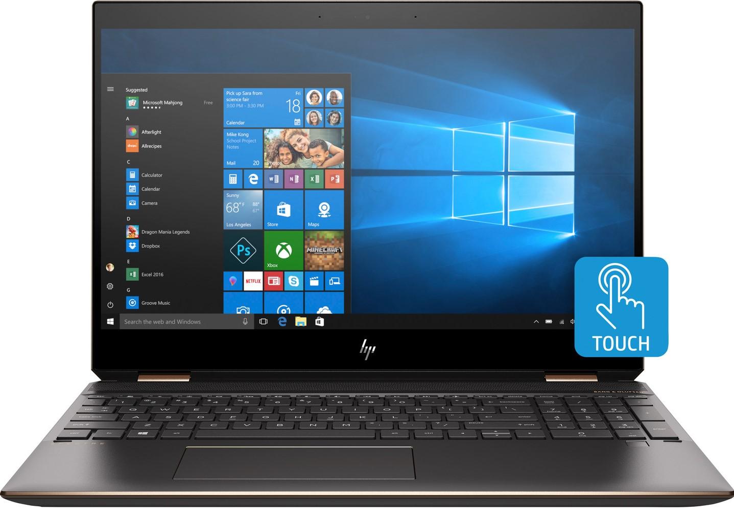 HP Spectre x360 15-df1000nx