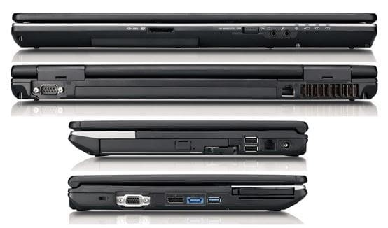 Fujitsu LifeBook E752