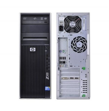 HP Z400 Workstation Tower