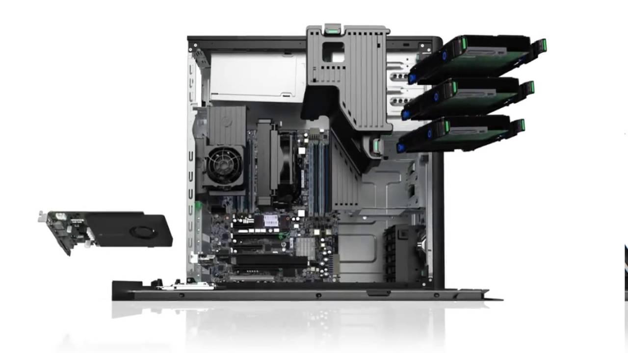 HP Z420 Workstation Tower