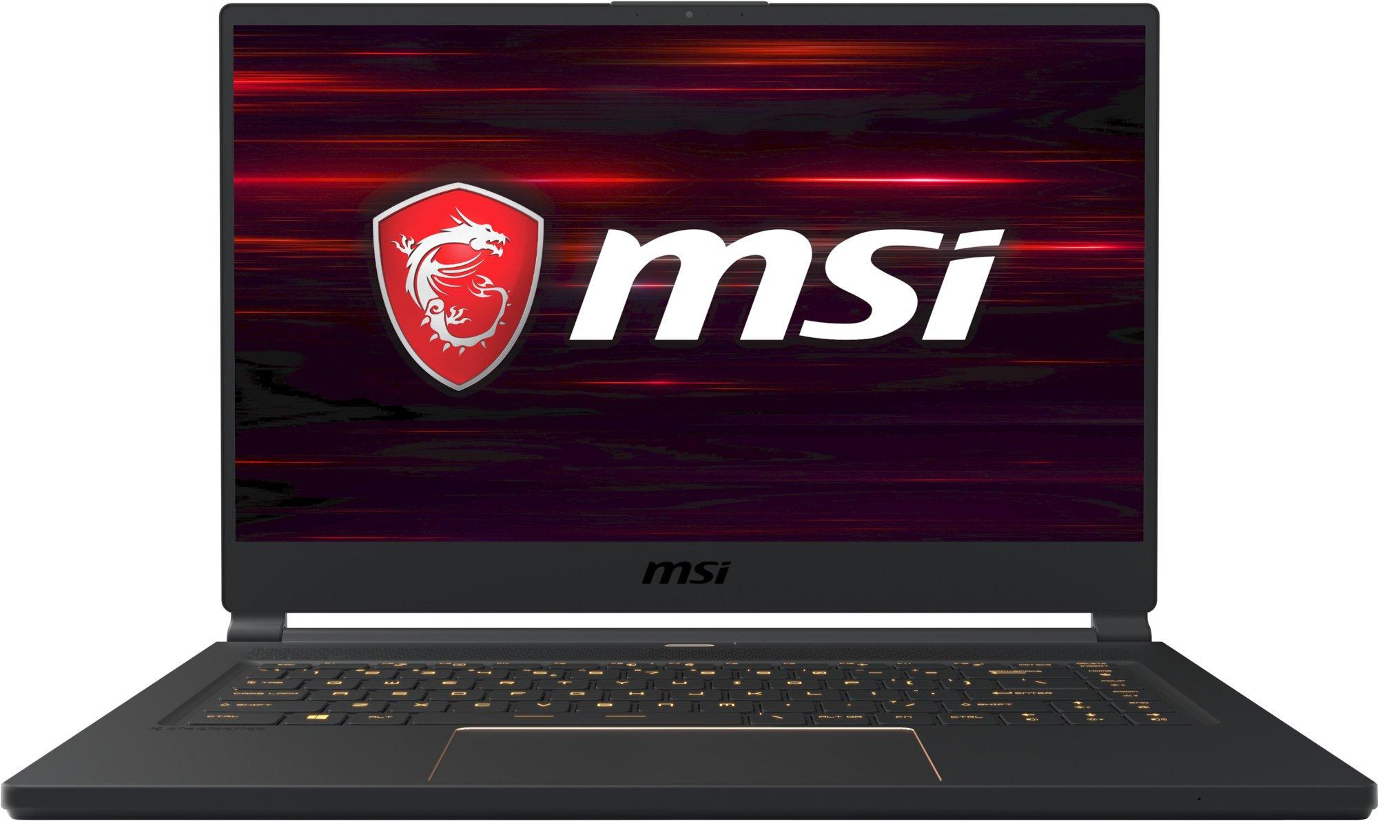 MSI GS65 Stealth Thin 8RF-048FR