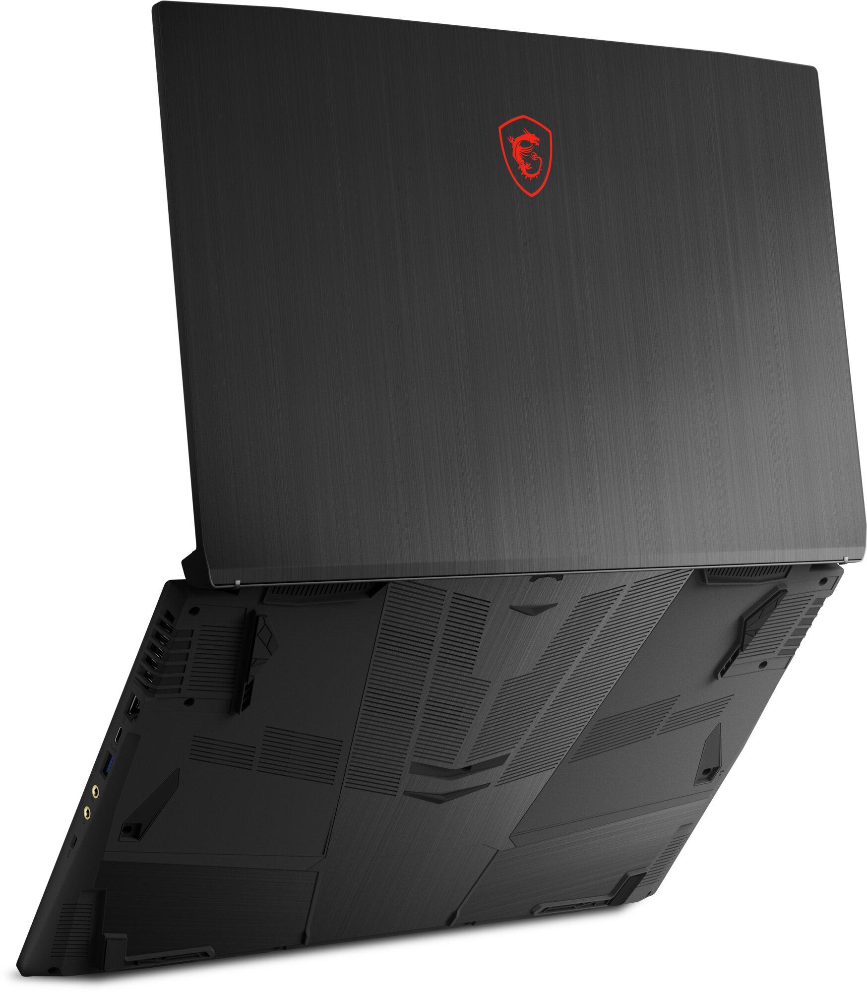 MSI GF75 Thin 10SC-007XFR