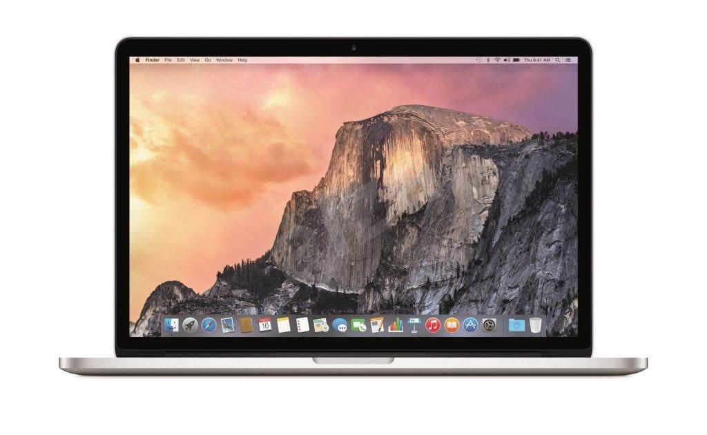 "Apple MacBook Pro 15"" Mid-2015 (A1398)"