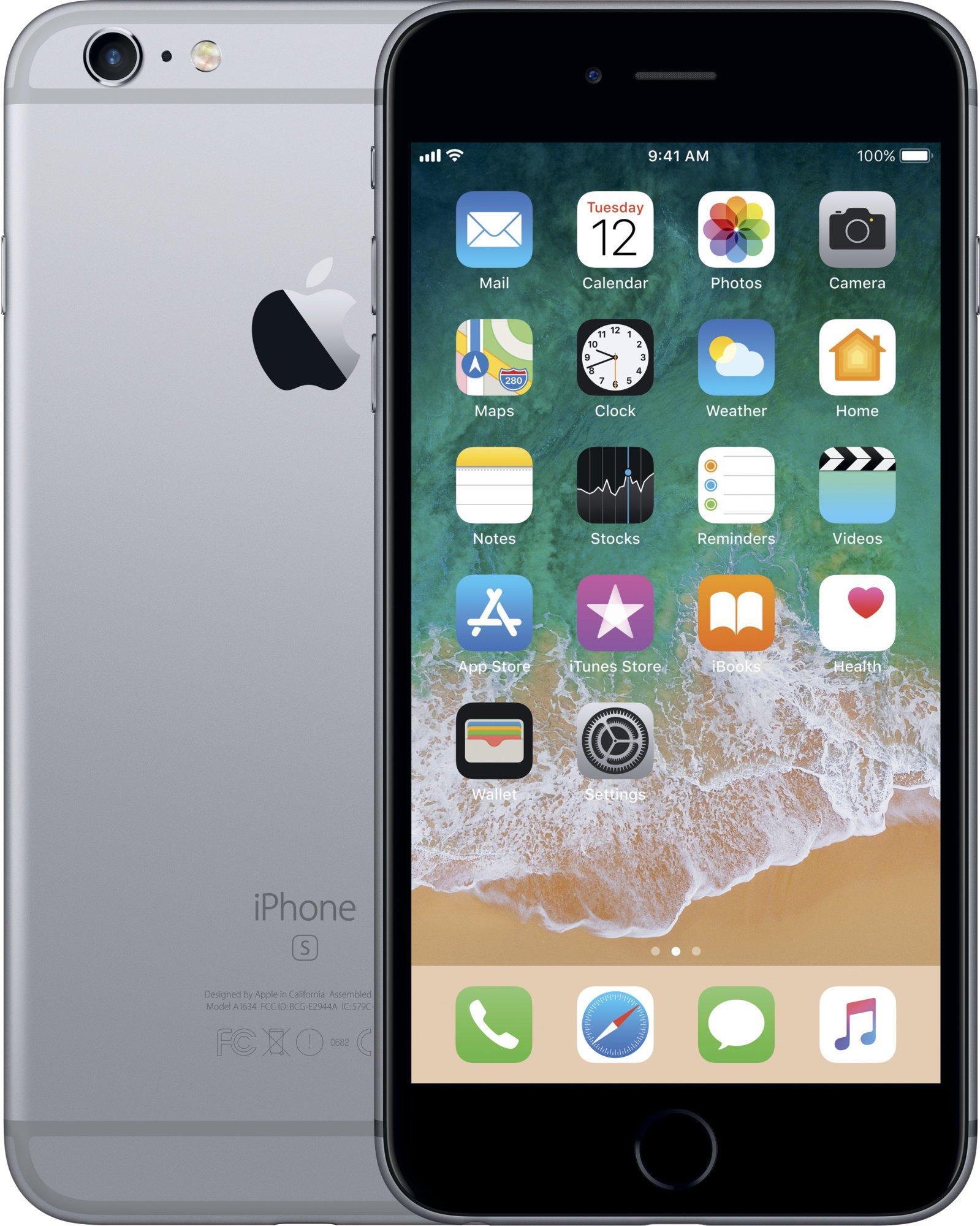 Apple iPhone 6 Plus 128GB Space Gray