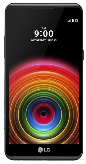 LG X Power (K220) 16GB Titanium Gray