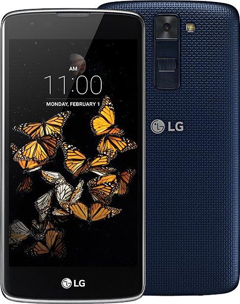 LG K8 (K350N) 8GB Black