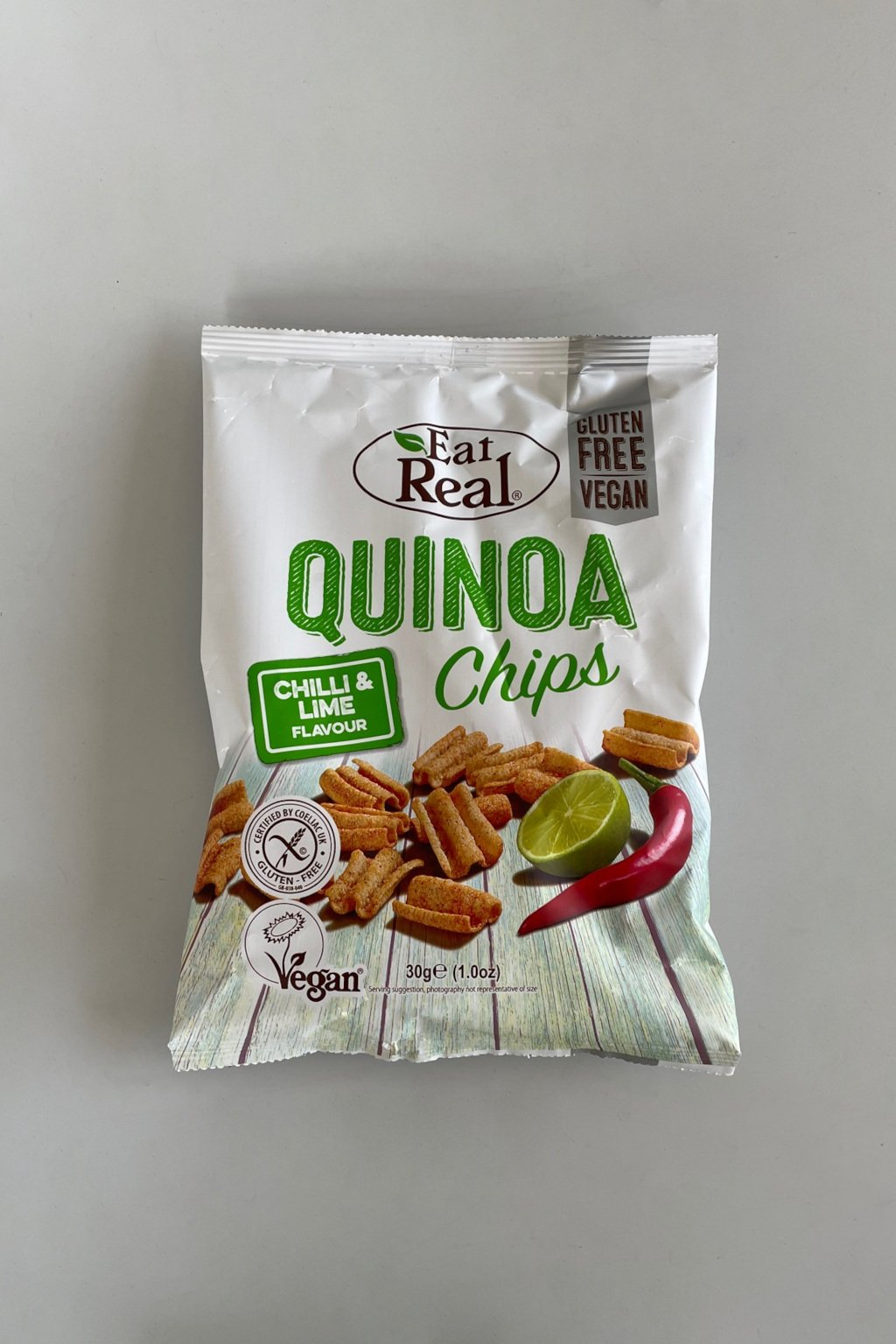 quinoa chips chilli limetka eat real