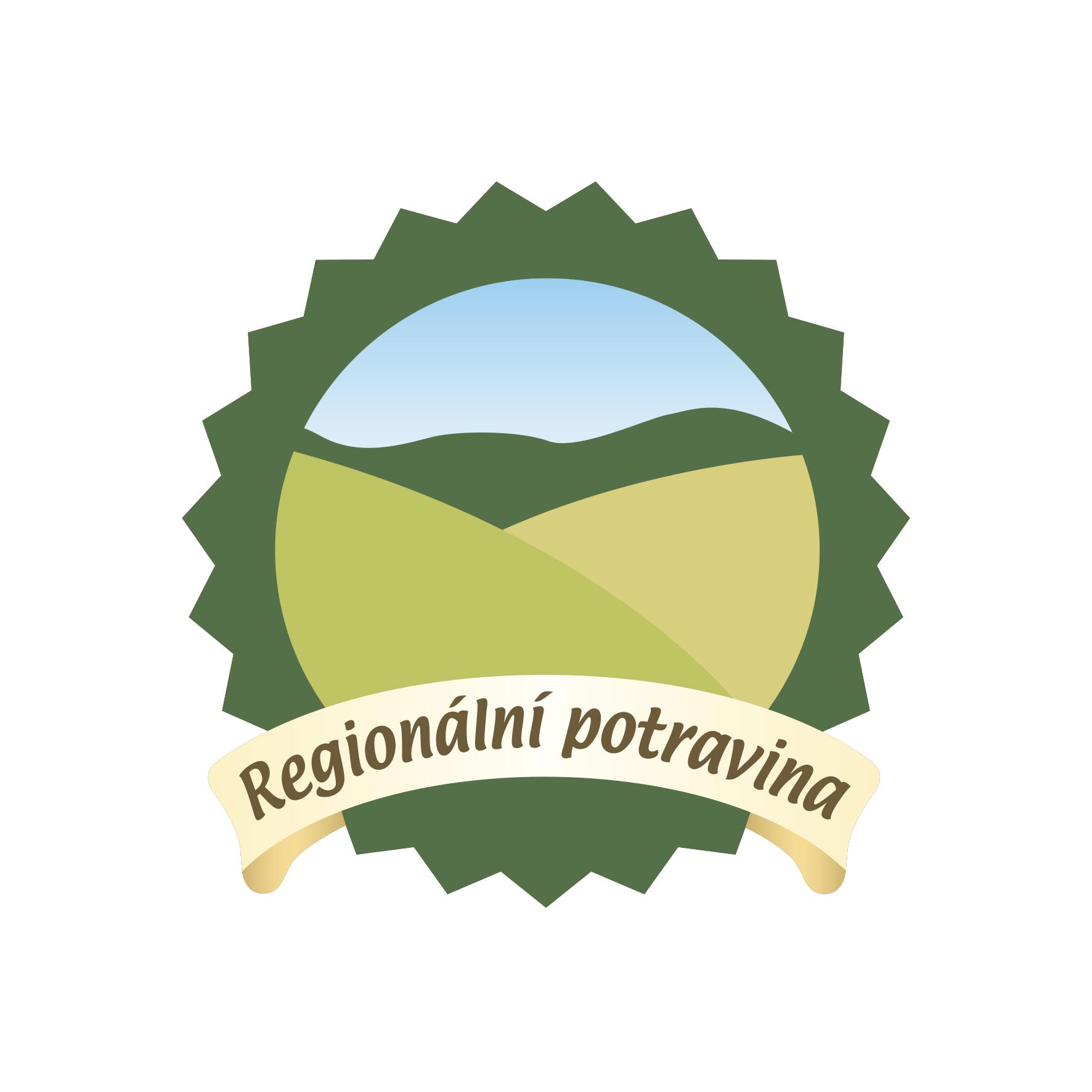 Logo Regionální potravina