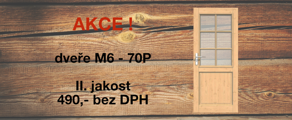 Levné dveře