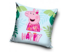 prasatko peppa happy