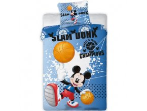 detske povleceni mickey mouse basketbal
