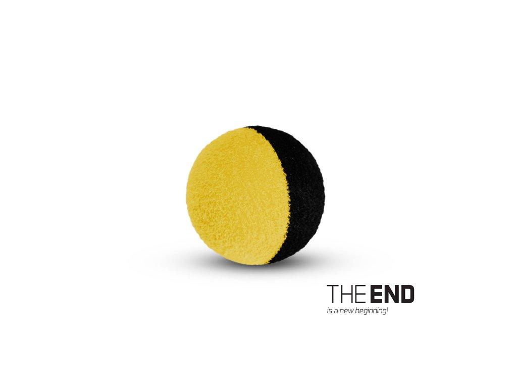 THE END ZIG RIG černo-žluté / 10ks (Varianta THE END ZIG RIG černo-žluté / 10ks - 12mm)
