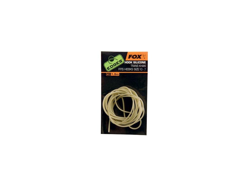 EDGES™ Hook Silicone (Varianta EDGES™ Hook Silicone - Trans Khaki Hook 10 - 7)