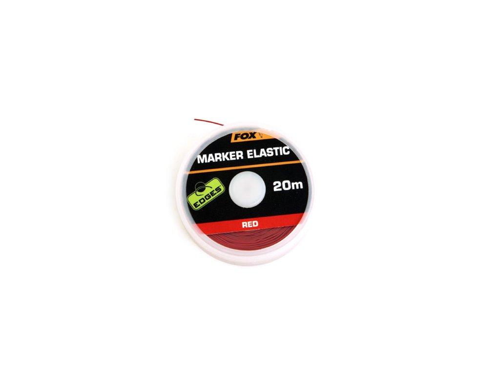EDGES™ Marker Elastic (Varianta EDGES™ Marker Elastic - 20m Red)