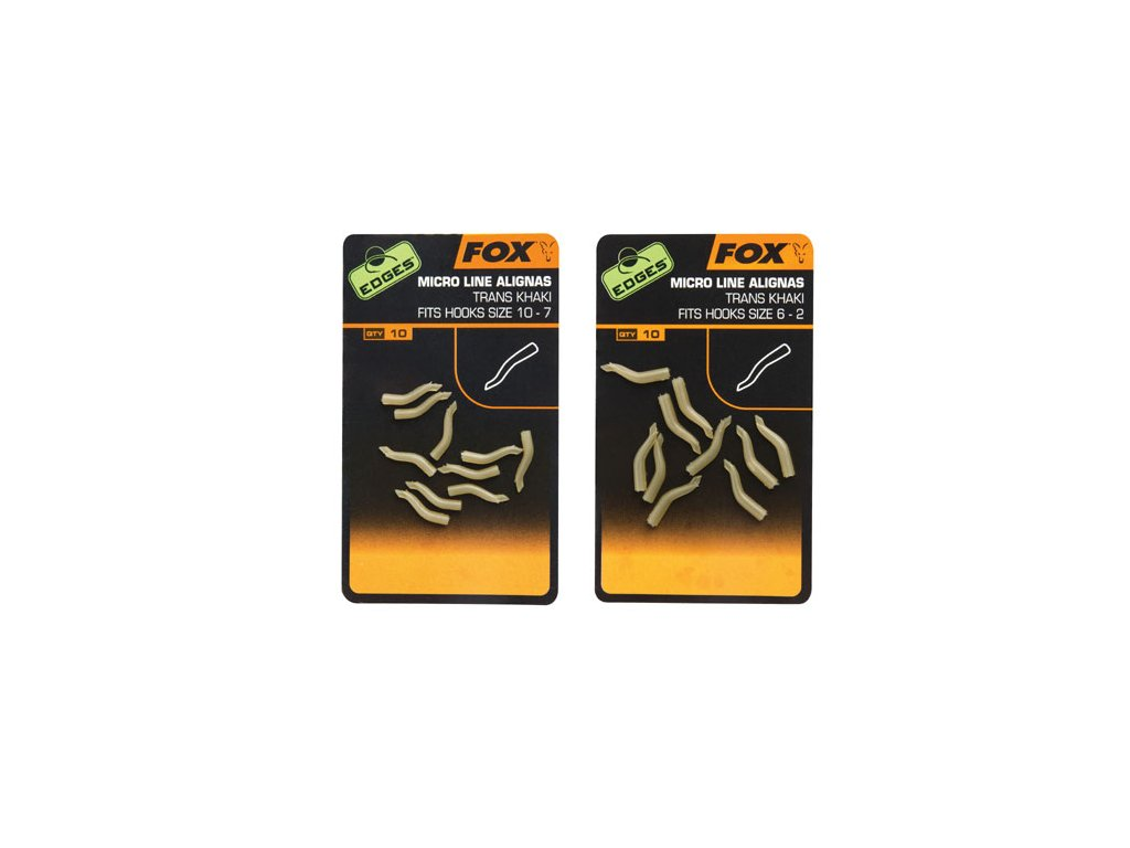 EDGES™ Micro Alignas (Varianta EDGES™ Micro Alignas - Hook Size 10-7)