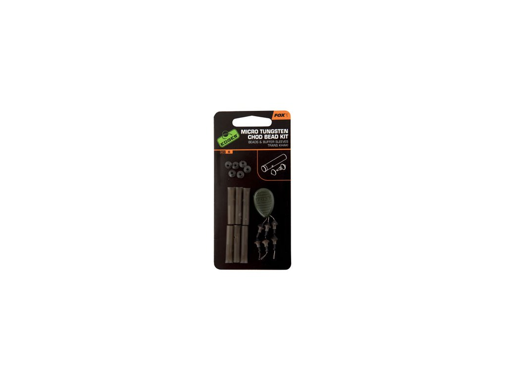 EDGES™ Micro Chod Bead Kit (Varianta EDGES™ Micro Chod Bead Kit - Trans Khaki)