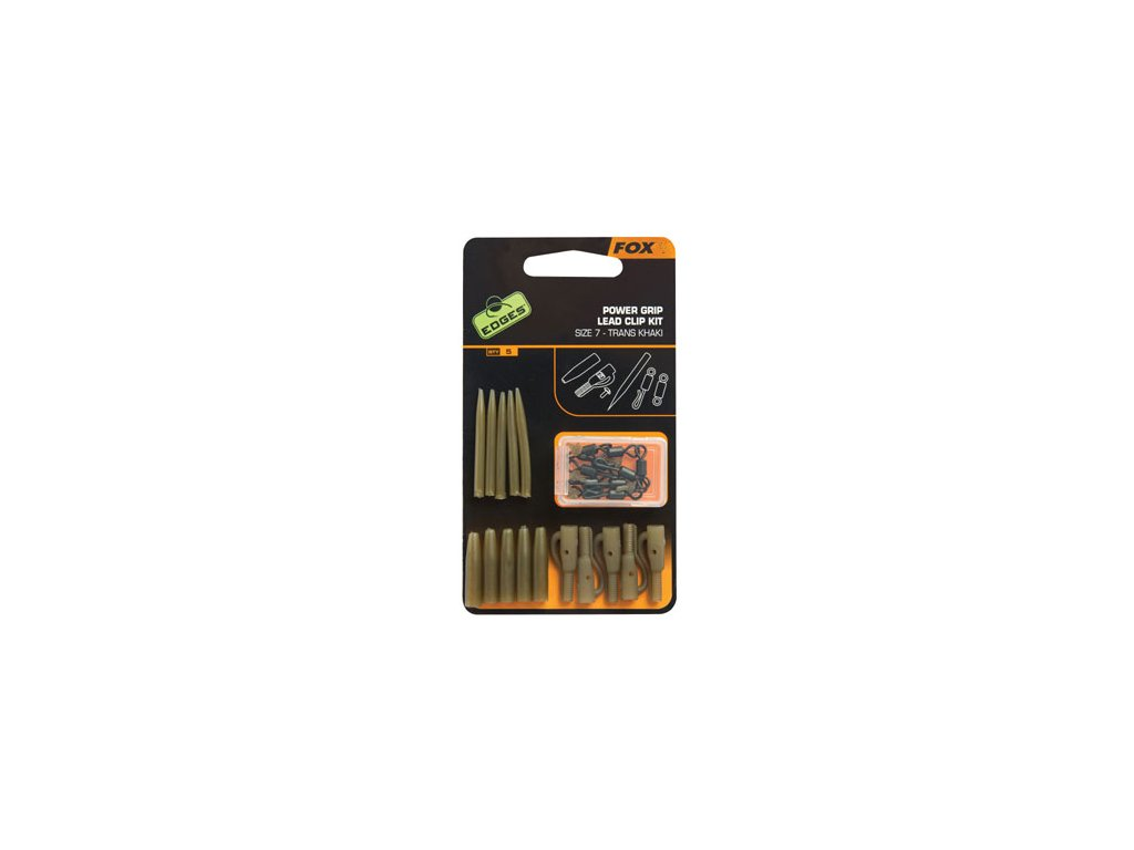 EDGES™ Power Grip Lead Clip Kit (Varianta EDGES™ Power Grip Lead Clip Kit - Lead Clip Kit)