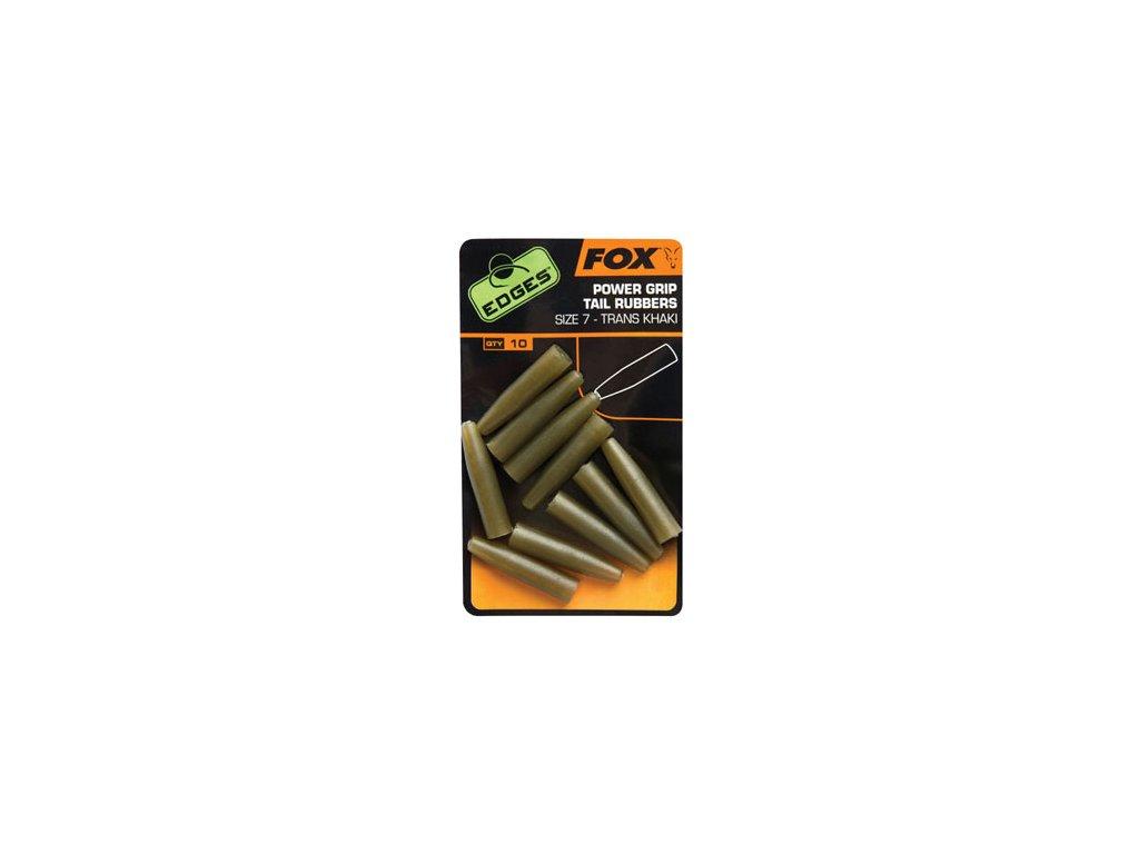 EDGES™ Power Grip Tail Rubbers (Varianta EDGES™ Power Grip Tail Rubbers - Size 7)