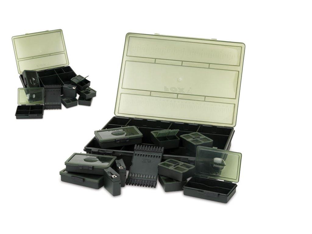 Royale System Fox Box (Varianta Royale System Fox Box - Medium Green)