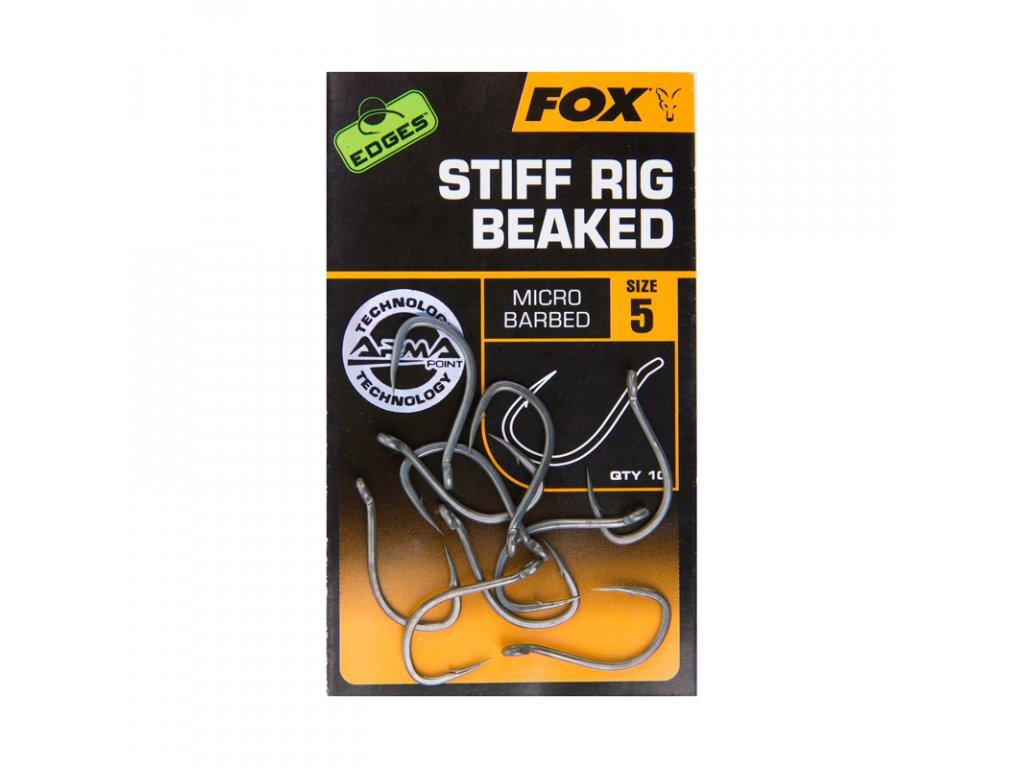 EDGES™ Stiff Rig Beaked (Varianta EDGES™ Stiff Rig Beaked - Size 4)