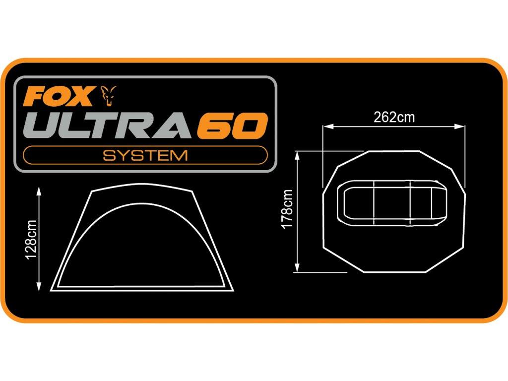 Ultra 60 Brolly System (Varianta Ultra 60 Brolly System)