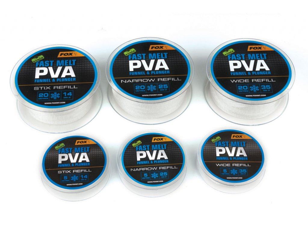 Edges™ PVA Mesh Refills (Varianta Fast Melt Refills 35mm Wide - 5m)