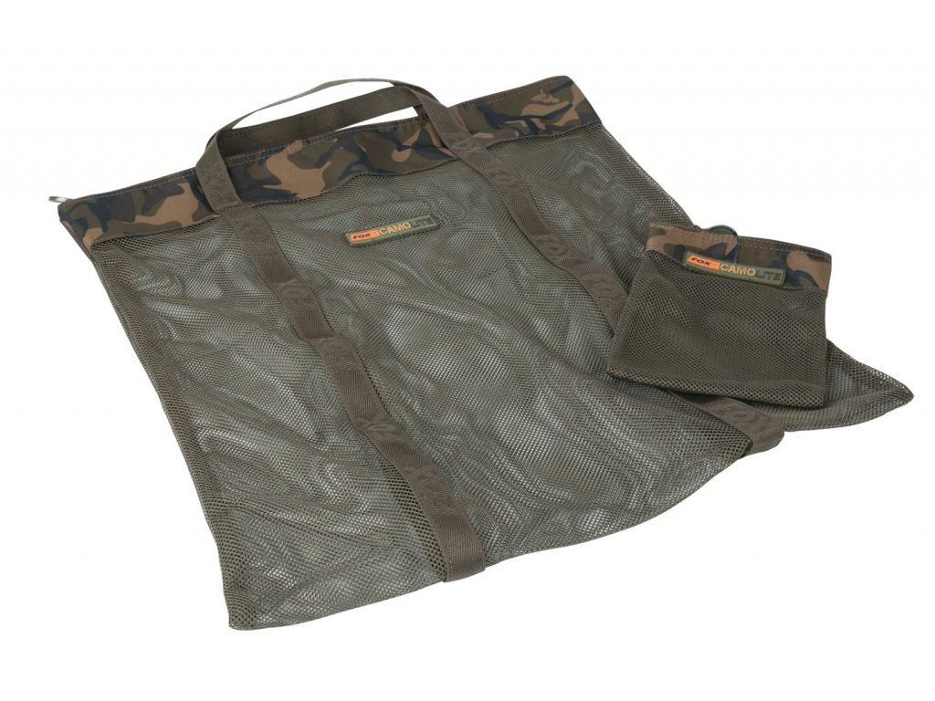 Camolite Air Dry Bags (Varianta Medium + Hookbait Bag)