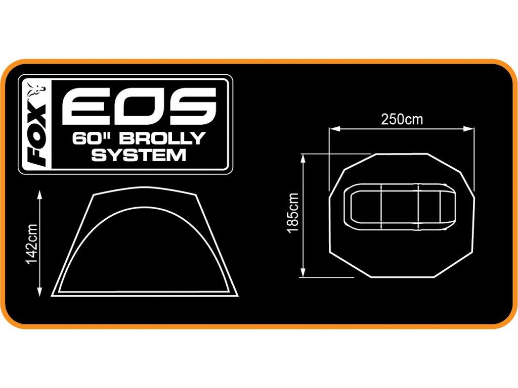 "EOS 60"" Brolly System (Varianta Eos 60in Brolly System)"
