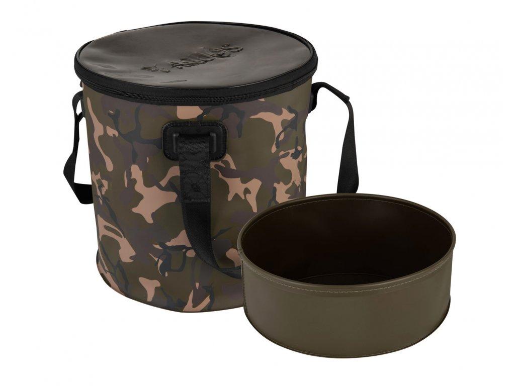 Aquos Camo Bucket & Insert (Varianta bucket and insert - 12 L)