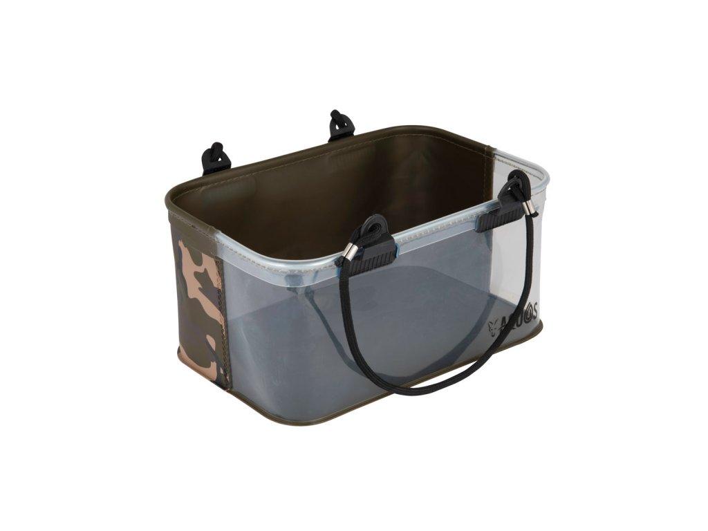 Aquos Camo Rig Water Bucket (Varianta water  / rig bucket)