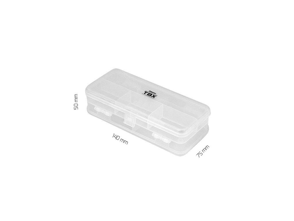Krabice Delphin TBX Duo 140-6P