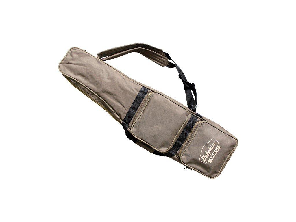 Pouzdro Delphin Sherpa 100/2.5 komorové (Varianta Pouzdro Delphin Sherpa 100/2.5 komorové - 100cm)