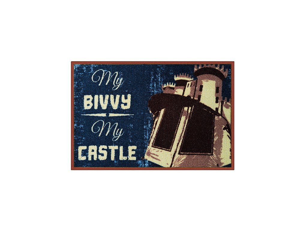 Rohož My bivvy my castle