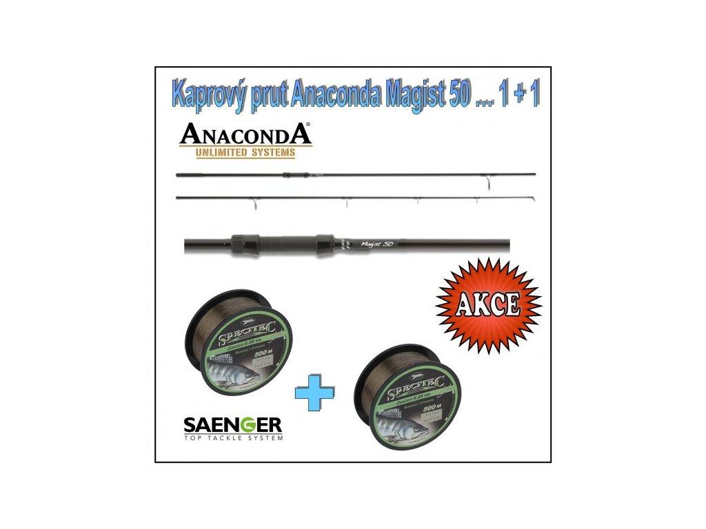 kaprovy prut anaconda magist 50 1 1